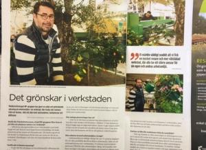NPgruppen 20160507 Plåt & Vent magasinet